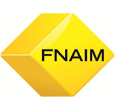 Logo agence immobiliere FNAIM